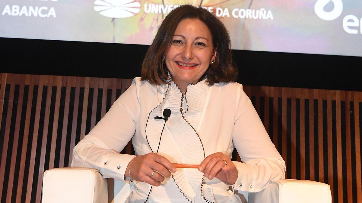 Isabel Bravo, periodista premiada.