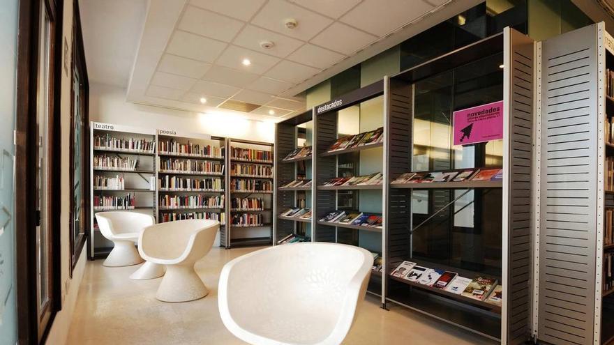 Las bibliotecas municipales de Zaragoza presentan un nuevo catálogo online más intuitivo y accesible