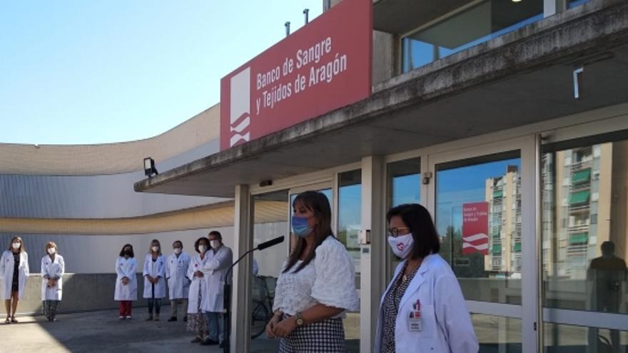 El Banco de Sangre y Tejidos supera las donaciones de 2019