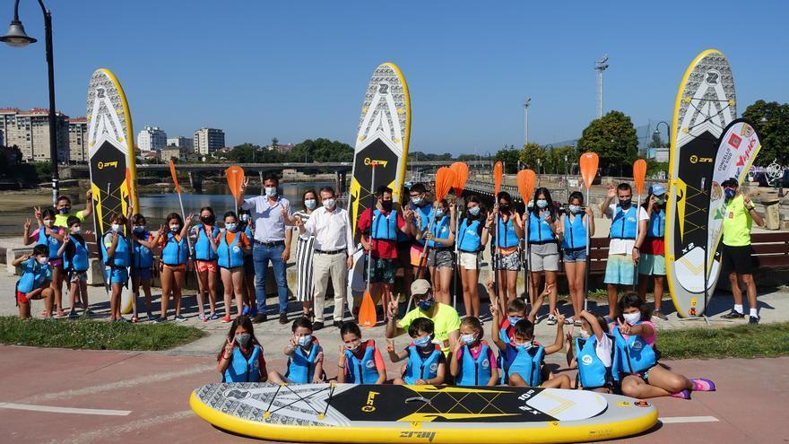 Vigo adjudica las plazas de los Campamentos de Verano 2021