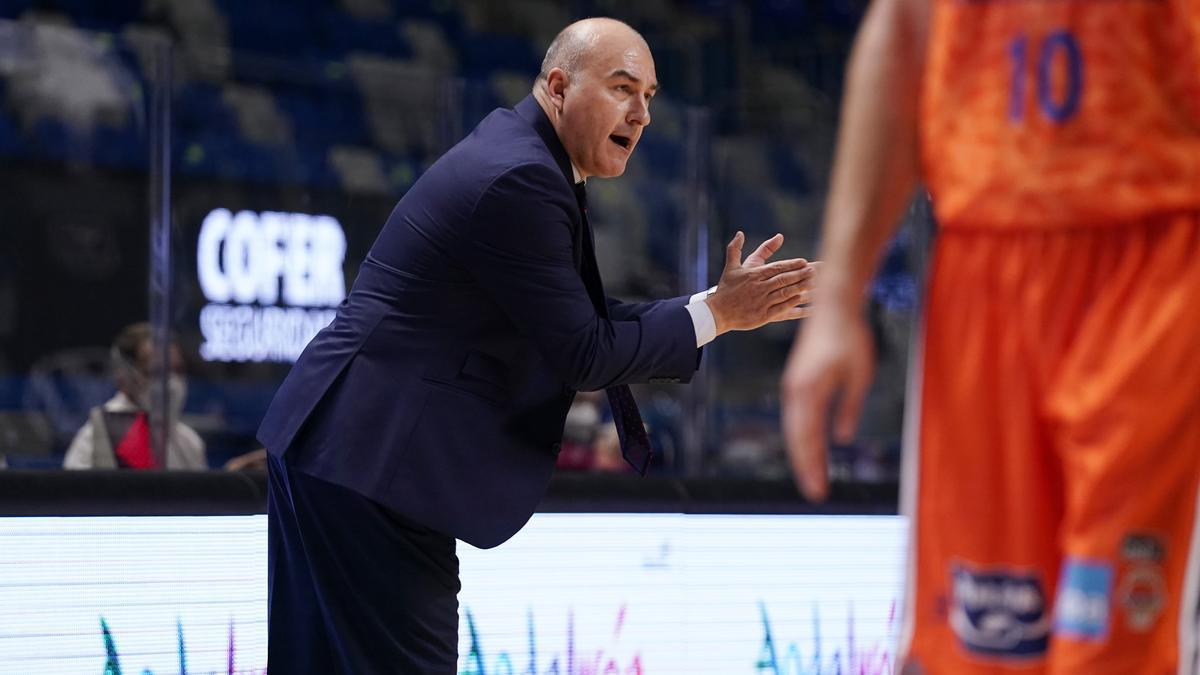 """Baloncesto/Copa.- Jaume Ponsarnau: """"No hemos tenido el espíritu colectivo adecuado"""""""