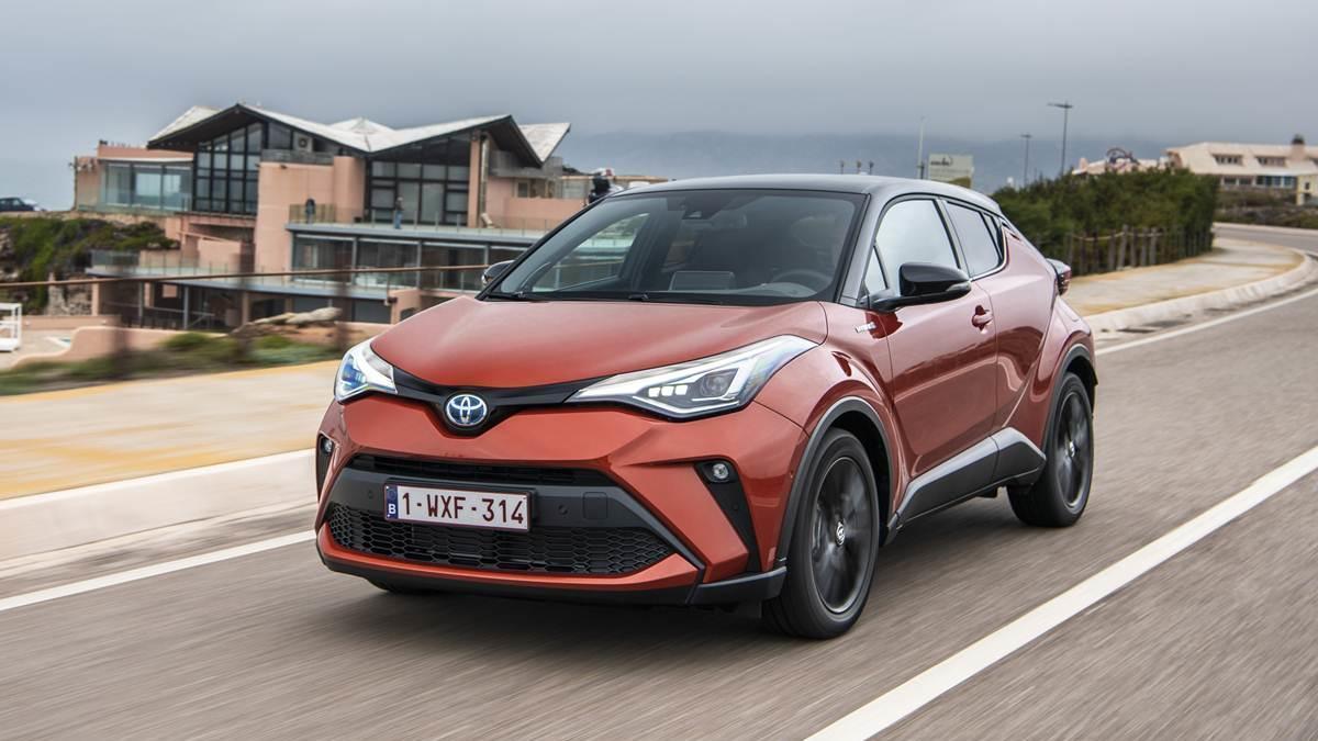 Toyota C-HR Hybrid 2020