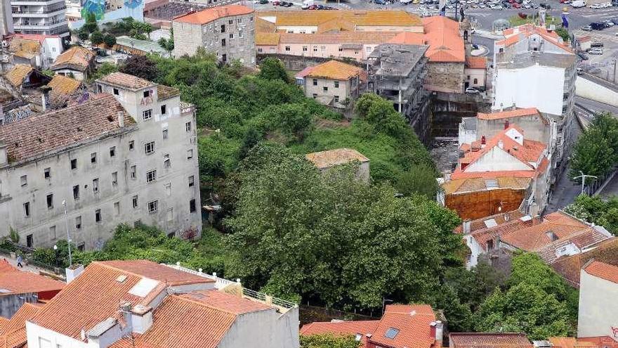 El plan de Barrio do Cura reserva 19 millones para la urbanización de nuevas calles y zonas públicas