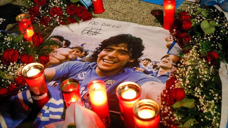 En marcha el documental sobre la muerte de Maradona