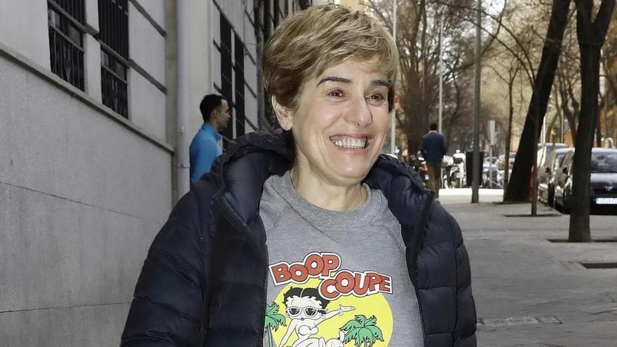 La actriz Anabel Alonso, madre primeriza a los 55 años