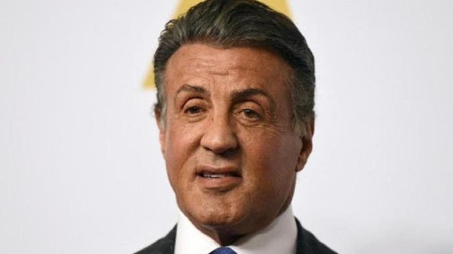 Sylvester Stallone revoluciona las redes con su look más natural