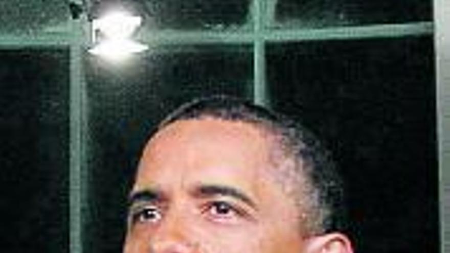 La Casa Blanca evita in extremis el cierre de la Administración