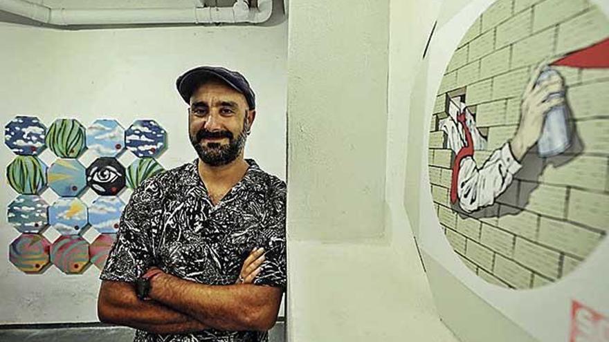 Los dibujos de Soma cierran una etapa de Rata Corner
