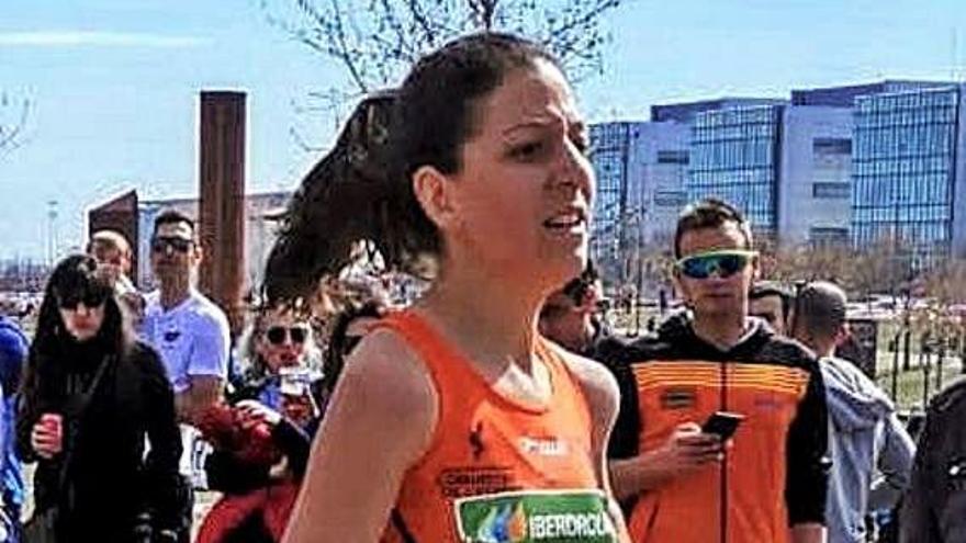 Andreu Morant, doble medallista nacional máster