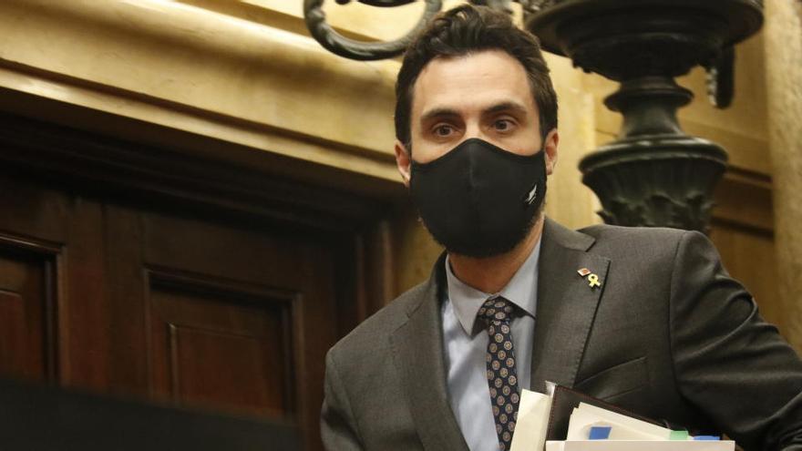 Torrent diu que s'estudia si el Parlament pot fer algun tipus de denúncia per l'espionatge