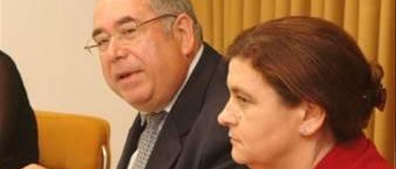 Canet firmó con el cuño de Mañó cuando ya no era alcaldesa