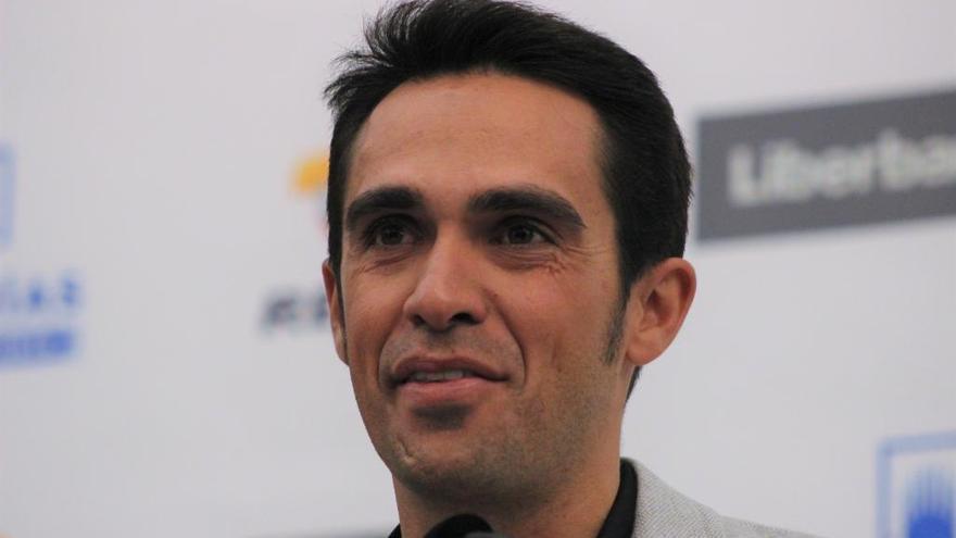 Alberto Contador ficha como comentarista de Eurosport