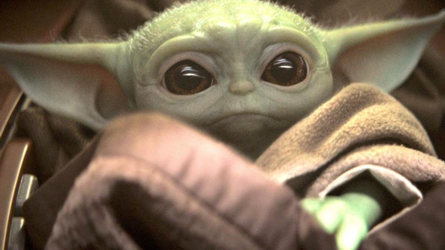 El día que George Lucas conoció a Baby Yoda