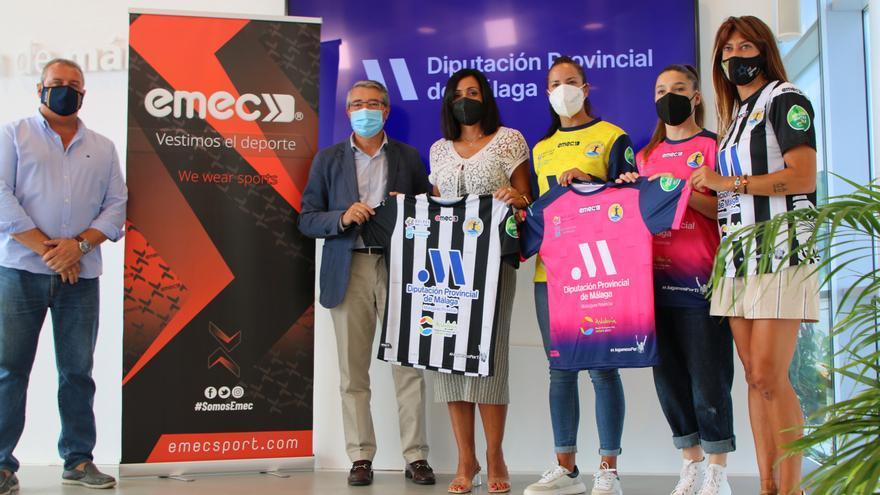 El Costa del Sol Málaga presenta las nuevas equipaciones