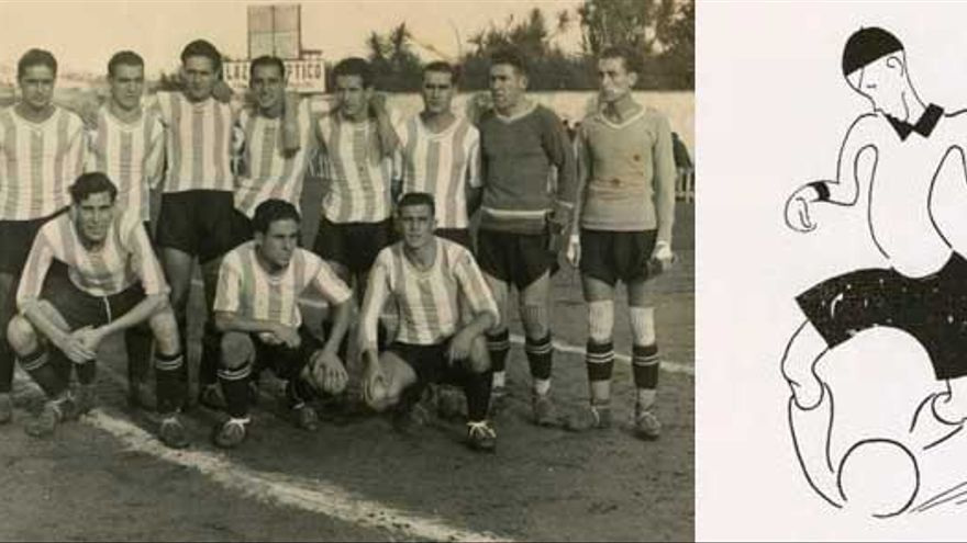 Fernando Fariña, el deportivista que inspiró el trazo de Castelao