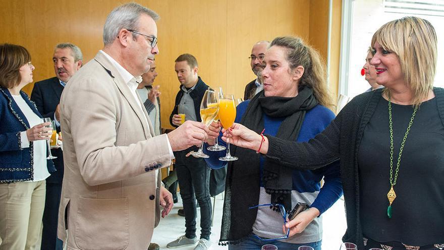 Unidas Podemos dice ahora que la gestión de Marta Díaz le pone «los pelos de punta»