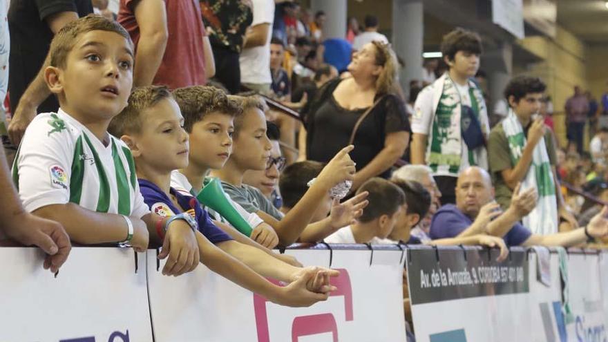 El Movistar Inter sufre ante la casta del Córdoba Patrimonio