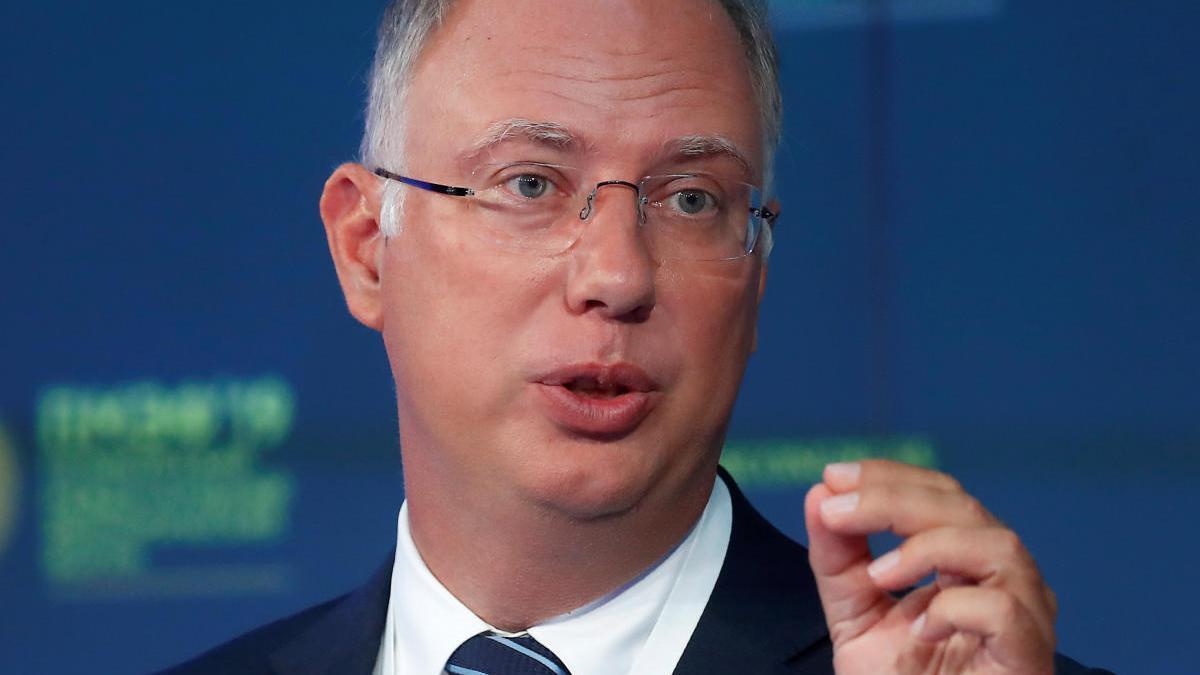 Kirill Dmitriev, director del fondo de riqueza soberana de Rusia.