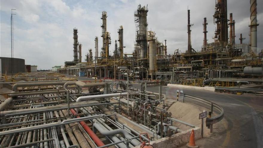 BP invierte 80 millones de euros en reiniciar su refinería de Castellón