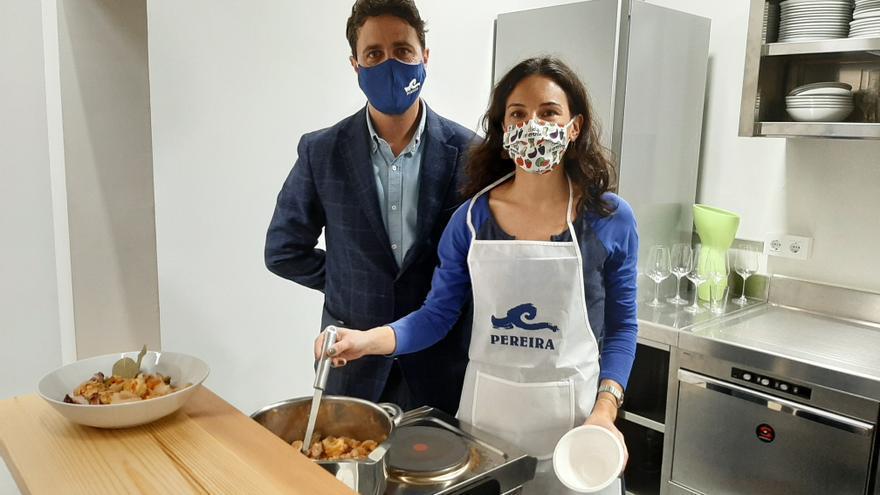 Pereira Productos del Mar lanza su nuevo recetario con propuestas saludables ideadas por influencers