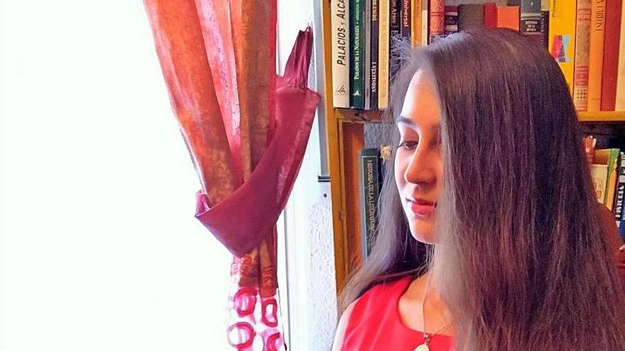 Una alumna del Corazón de María de Zamora, ganadora de un certamen de poesía