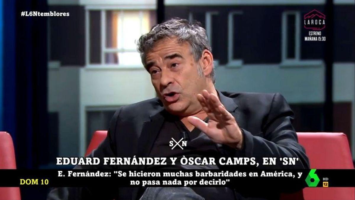 Eduard Fernández.