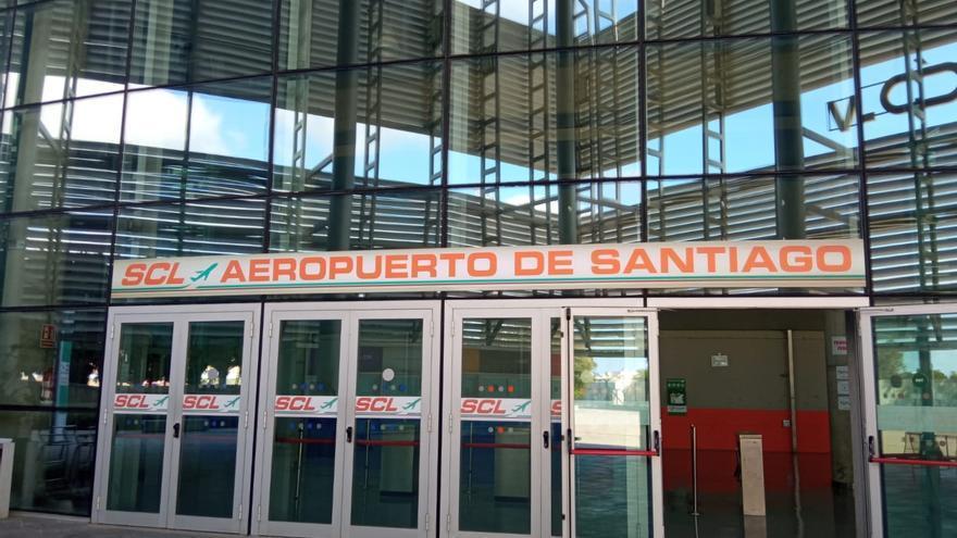 El Palma Arena, un aeropuerto chileno para el rodaje de la serie de Netflix 'Kleo'