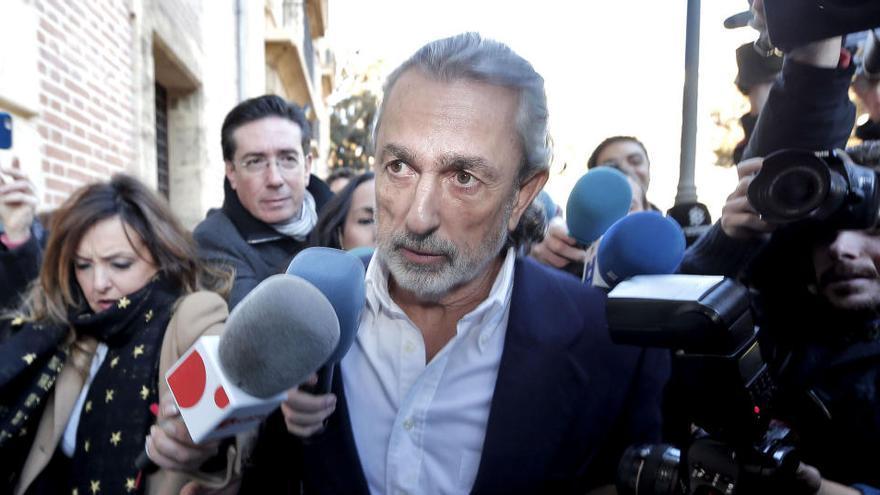 Anticorrupción pide otros 77 años de cárcel para los líderes de Gürtel por delitos fiscales