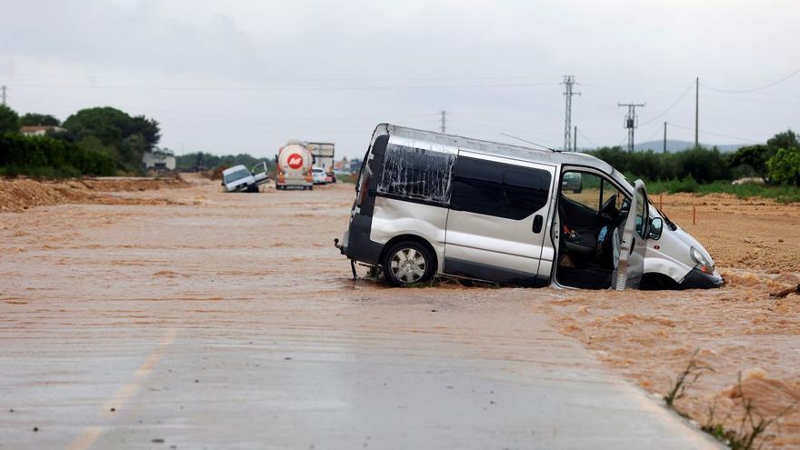Cómo reclamar los daños por el temporal en coches y viviendas