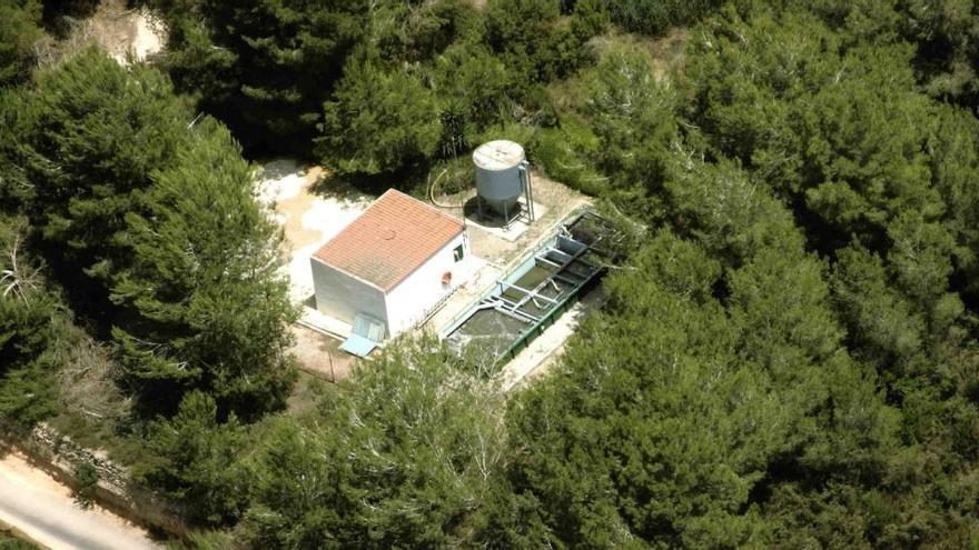 La salinidad de aguas depuradas en Ibiza sigue siendo tan elevada que no se pueden reutilizar, según un informe