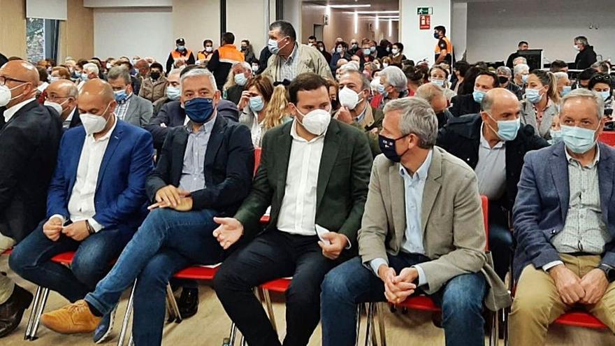 Cerdedo-Cotobade abre el nuevo centro sociocultural de Tenorio