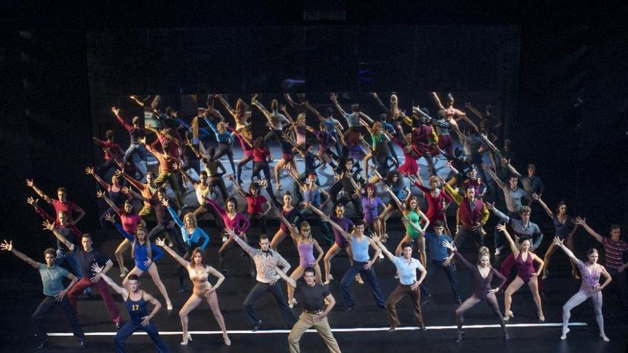 Nuevas funciones de 'A Chorus Line'