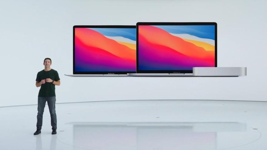 Así son los nuevos MacBook Pro, Air y Mac Mini