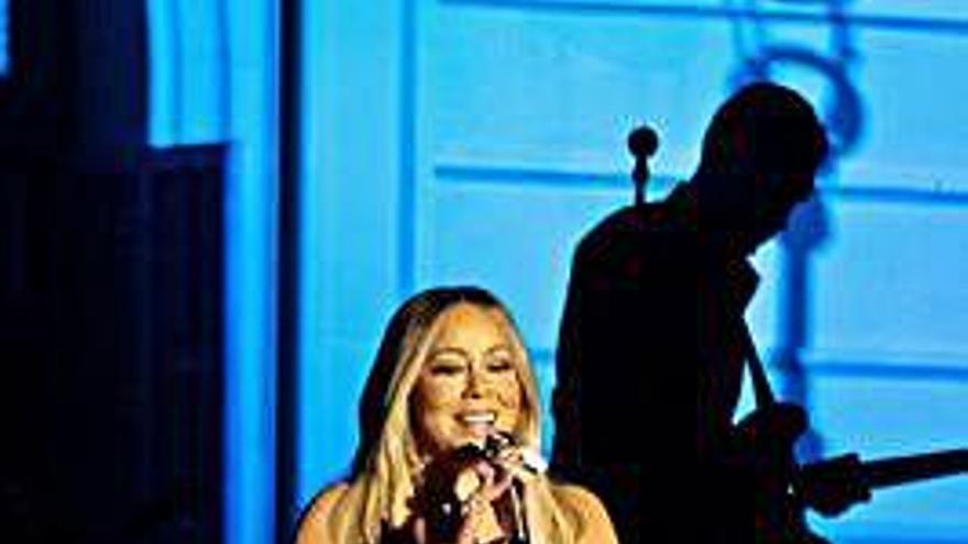 Mariah Carey llena de lujo Barcelona