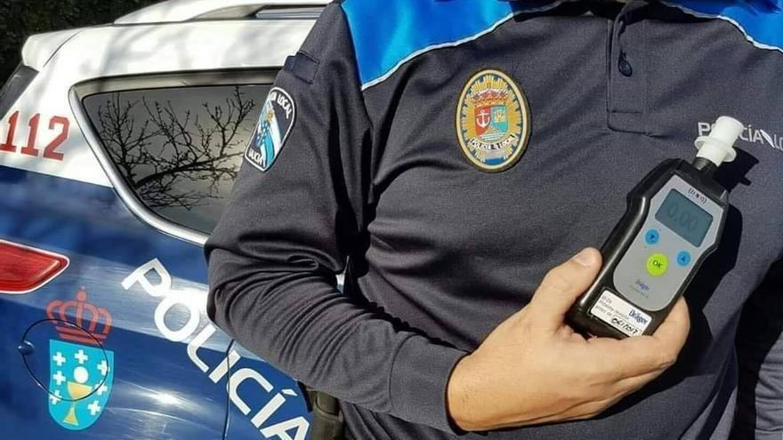 La policía intensifica los controles de alcoholemia