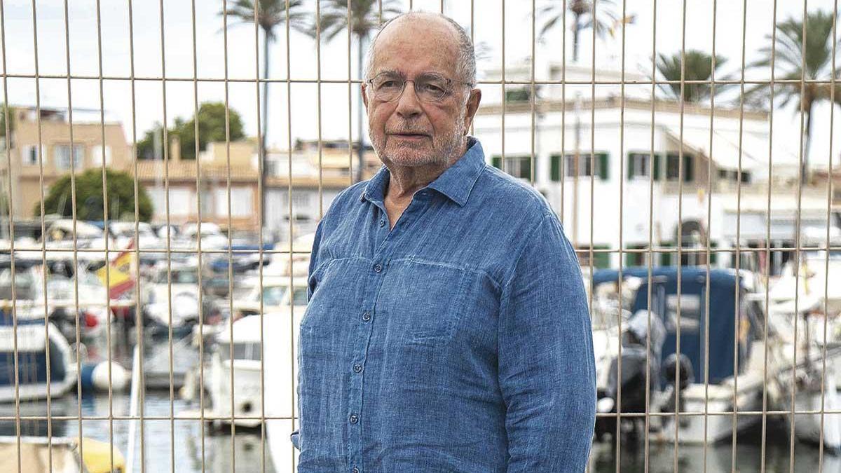 Werner A. Perger, periodista alemán de 'Die Zeit' atraído a Mallorca por Bruno Kreisky.