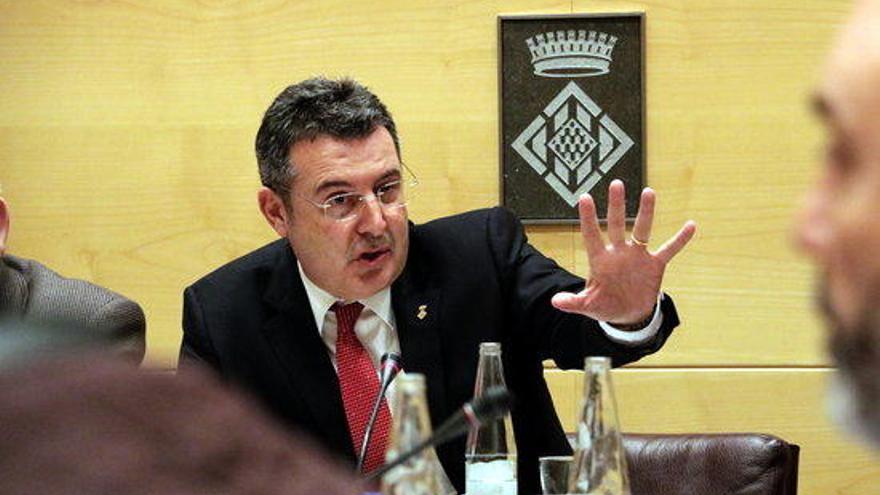 El president de la Diputació insisteix en la correcció del Consorci de la Costa Brava