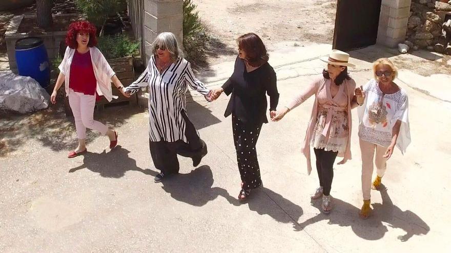 El documental  «Mujeres de cristal», en el Festival de Cine de Alicante