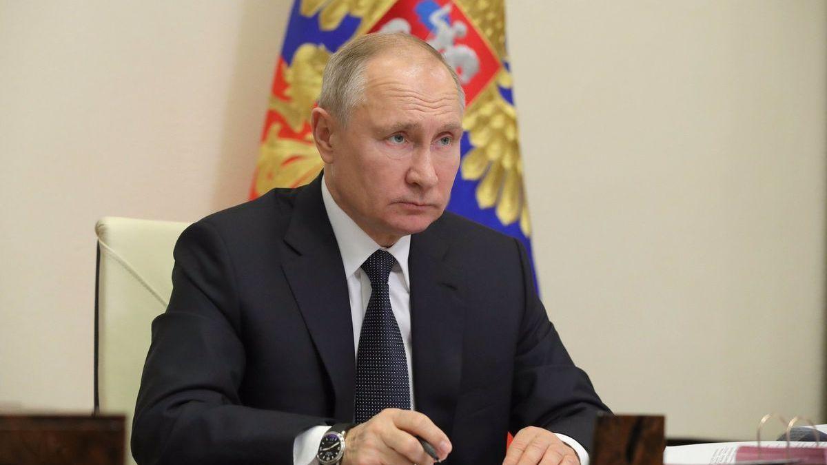 Putin tiende la mano a la UE pese a la tensión por el 'caso Navalni'