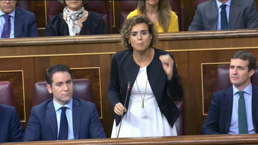 """El PP exige elecciones al """"Gobierno de la vergüenza"""""""