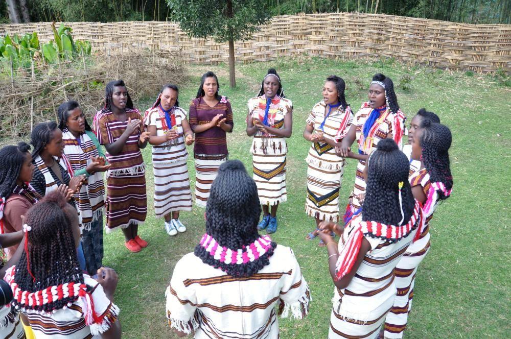 Etiopía - Fichee-Chambalaalla, el Año Nuevo del pueblo sidama.