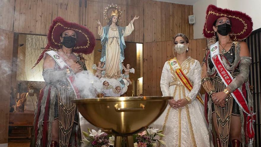 Los Moros y Cristianos de Altozano ya miran a 2022
