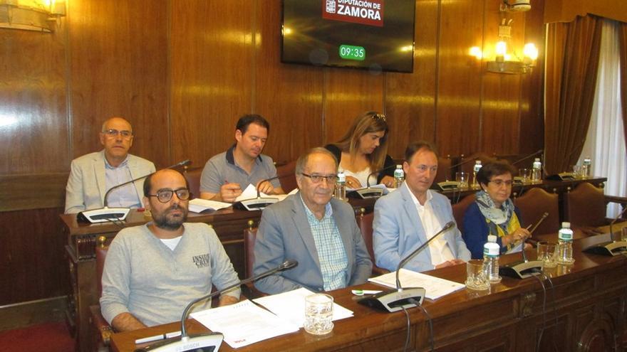 Una cuarta parte de la Zamora rural, sin bomberos profesionales: la denuncia del PSOE de Zamora