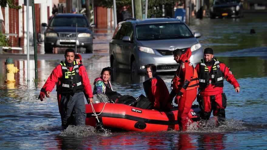 La tormenta tropical Ida deja al menos ocho muertos y sume en el caos la ciudad de Nueva York