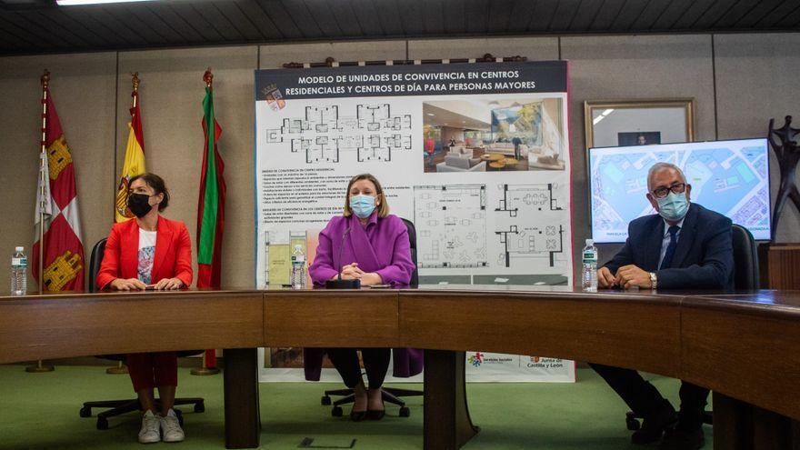 La magnitud de la nueva residencia de la Junta en Zamora obliga a ampliar sus plazos