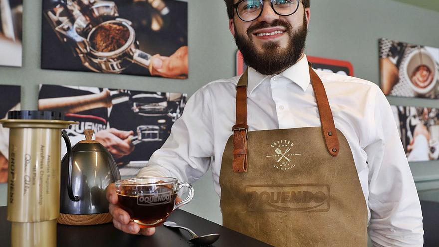 El rey del café comparte las claves para servir el mejor sorbo