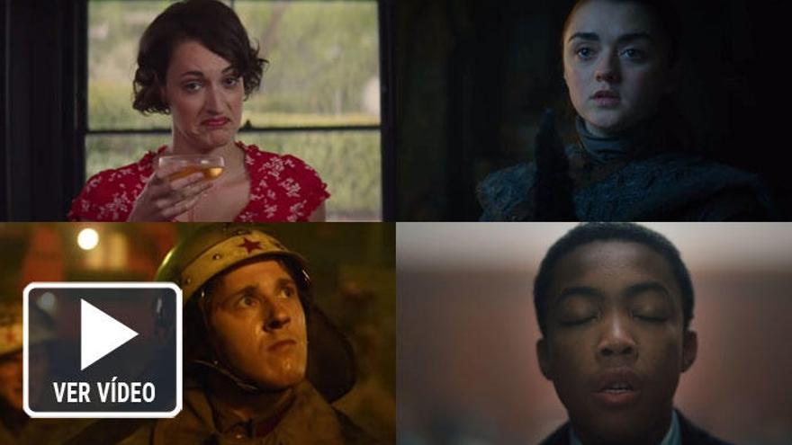 Algunas de las mejores series del año.