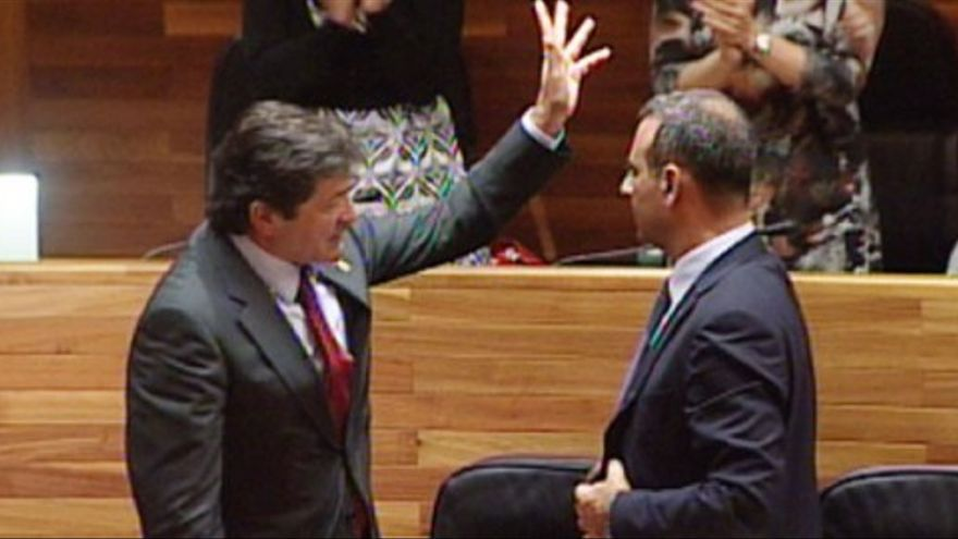Javier Fernández nuevo Presidente del Principado