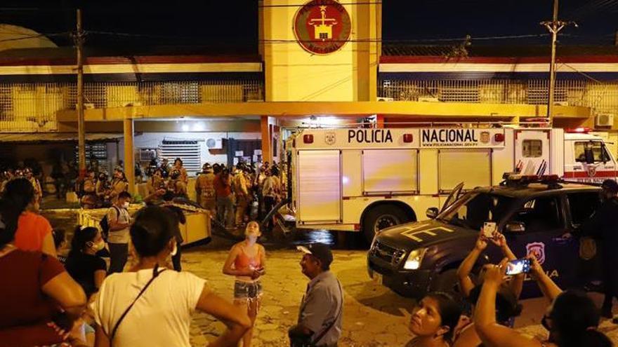 El motín en la mayor cárcel paraguaya deja 6 muertos