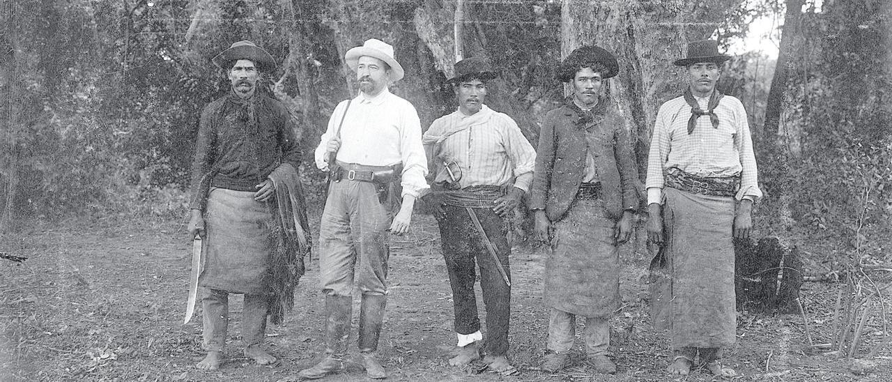 La aventura argentina de Blasco Ibáñez y sus 60 colonos